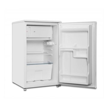 Хладилник с камера Crown GN 1101, клас F, 81 л. общ обем, свободностоящ, 122 kWh/годишно, бял  image