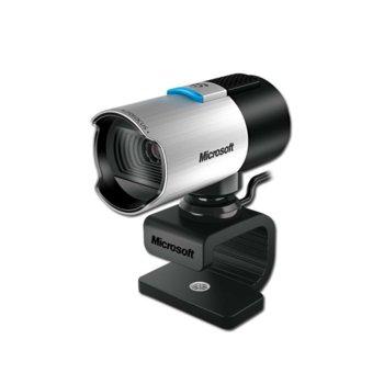 Уеб камера Microsoft LifeCam Studio for Business, микрофон, HD (720p), USB 2.0, TrueColor технология image
