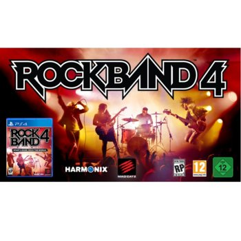 Rock Band 4 - Band in a Box Bundle (PS4) product
