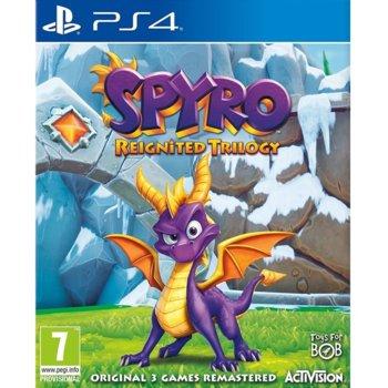 Игра за конзола Spyro Reignited Trilogy, за PS4 image