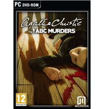 Игра Agatha Christie: The ABC Murders, за PC image