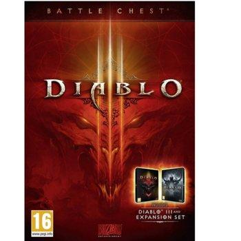 Diablo III Battlechest product