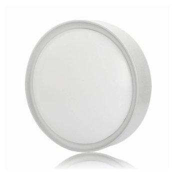 LED плафон ORAX O-C340-NW, 15W, IP20, ф340xH105мм, 800lm image