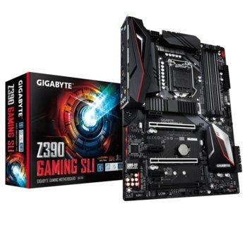 Gigabyte Z390 GAMING SLI GA-MB-Z390-GAMING-SLI_2Y product