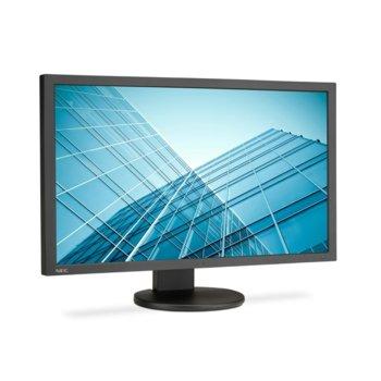 """Монитор NEC PA271Q (PA271Q-BK), 27"""" (68.58 cm) IPS панел, QHD, 8ms, 1500:1, 350 cd/m2, DisplayPort, Mini-DisplayPort, HDMI, AdobeRGB image"""