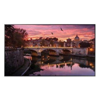 "Публичен дисплей Samsung LH75QBREBGCXEN, 75"" (190.5 cm) 4K UHD Edge LED BLU, HDMI, DVI-D image"