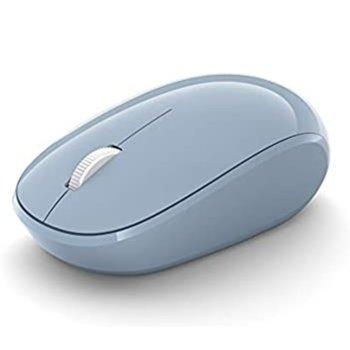 Мишка Microsoft RJN-00015 Blue Star, оптична (1800 dpi), безжична, Bluetooth, синя image