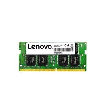 Памет 4GB DDR4 2400MHz, SO-DIMM, Lenovo 4X70M60573, 1.2V image