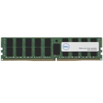 Памет 16GB DDR4 SDRAM 2400MHz, Dell A9755388, Unbuffered, 1.2V image