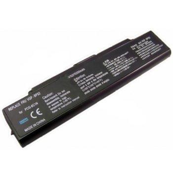 Батерия (заместител) за лаптоп SONY, съвместима със серия Vaio VGN-AR VGN-FE VGN-FJ VGN-FS VGN-SZ VGP-BPS2 - 6 cell 11.1V 5200mAh image
