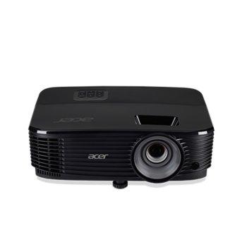 Проектор Acer X1223HP, DLP, 1024x768 (XGA), 20 000:1, 4000 lm, HDMI, VGA, USB, Audio image