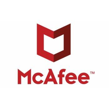Софтуер McAfee AntiVirus Plus, 1 потрeбител, 1 година image