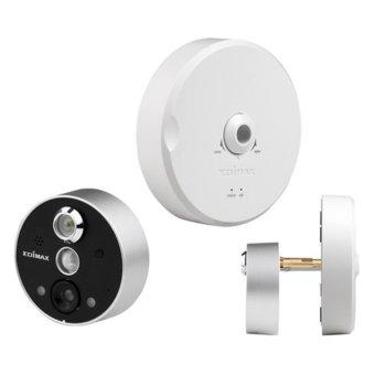 Видеодомофон Edimax IC-6220DC, цветен, безжична, IR осветление (3 метра), двупосочно аудио image