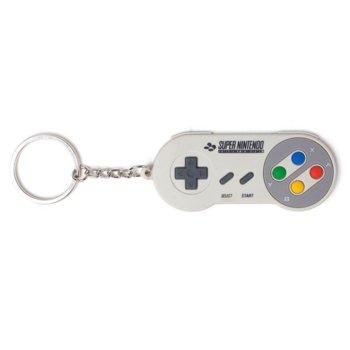 Ключодържател Bioworld Super Nintendo Controller image