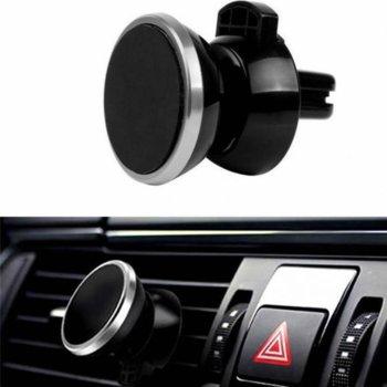 Стойка за телефон Air Magnet, за кола, универсална, черна image
