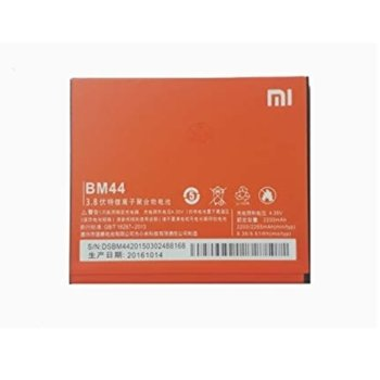 Батерия (оригинална) Xiaomi BM44, за Xiaomi Redmi 2/2A, 2200mAh, 3.8V image