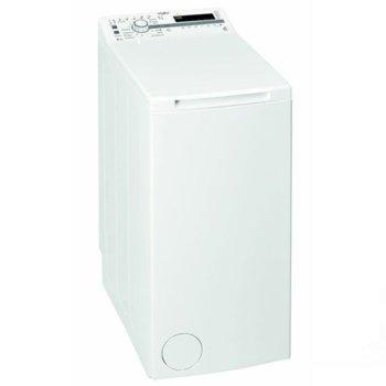 Перална машина Whirlpool TDRL 6030S, клас A+++, 6 кг. капацитет, 1000 оборота, 14 програми, свободностояща, 40 cm, бяла image