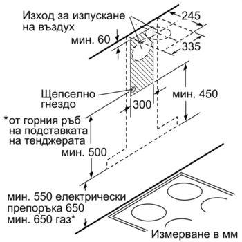 ABSBOSCHDWB98PR50