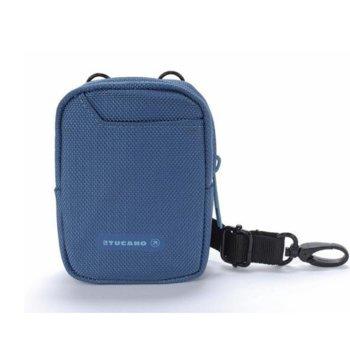 Чанта за фотоапарат Tucano BCPA-1S-B, синя image