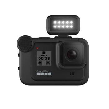 Фенер GoPro Light Mod за GoPro HERO8 Black, 3 нива, 200 lumens, до 1 метър, до 6 часа осветление image