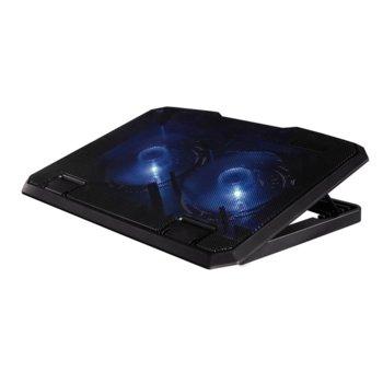 "Охлаждаща поставка за лаптоп Hama 53065, универсална, за лаптопи до 13.3/15.6"" image"