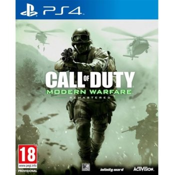 Call Of Duty Modern Warfare Remastered product