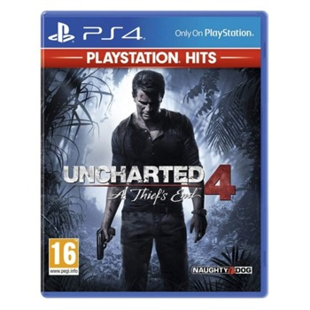 Uncharted 4: A Thiefs End Standard Plus Edition product