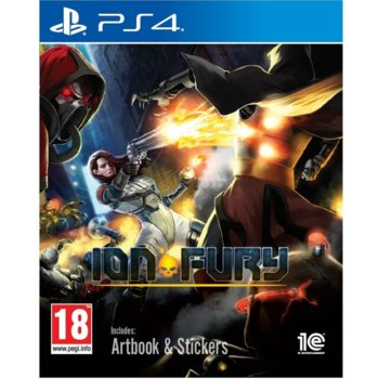 Ion Fury PS4 product