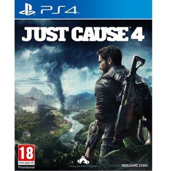 Игра за конзола Just Cause 4, за PS4 image
