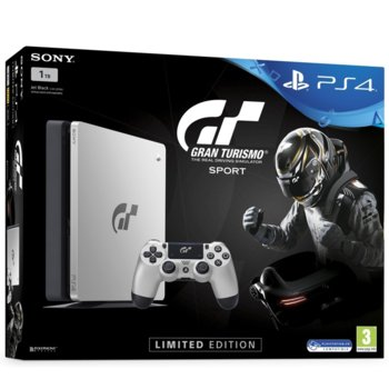 PlayStation 4 Limited Edition Gran Turismo Sport product