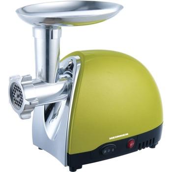 Месомелачка Heinner MG1500TA-GR, аксесоар за колбаси, аксесоар за доматен сок, 1600W, зелена image