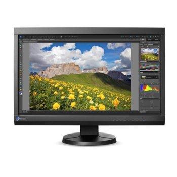 """Монитор 23"""" (58.42) Eizo ColorEdge CS230B-BK, IPS панел, 11ms, 300cd/m2, DVI, HDMI, DisplayPort, USB image"""