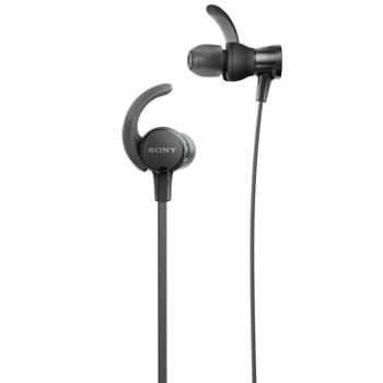 "Слушалки Sony MDR-510AS, микрофон, тип ""тапи"", зелени image"