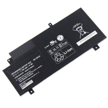 Батерия (заместител) за лаптоп Sony, съвместима с модели Vaio SVF15A1/VGP-BPL34/VGP-BPS34, 3-cell, 11.1V, 3650mAh image