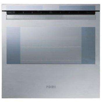 Фурна за вграждане FRANKE CS 910 M 60+ INOX, клас А, 67 л. обем, 12 програми за готвене, електронен програматор с LCD Display и Touch Control, студена врата, Wellness Program, Complete Program, инокс image