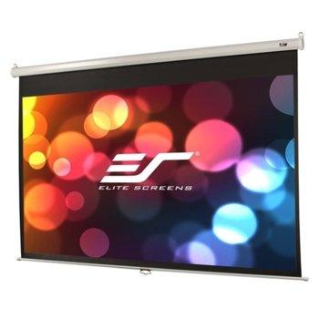 Elite Screen M86NWX Manual product