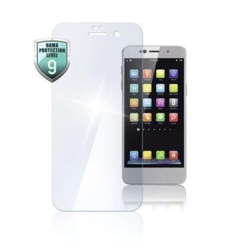 Протектор от закалено стъкло /Tempered Glass/ Hama Premium Crystal Glass 178996 за Huawei P Smart image