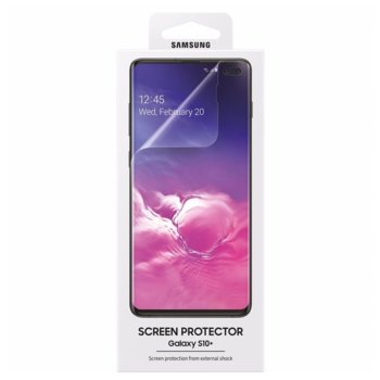 Samsung Galaxy S10+ Screen Protector Transparent product