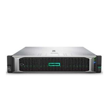 Сървър HPE DL380 G10 (868709-B21_861691-B21), осемядрен Skylake Intel Xeon Bronze 3106 1.70 GHz, 16GB RDIMM DDR4, 1TB HDD, 4x 1Gb, 5x USB 3.0, без ОС, 500W image