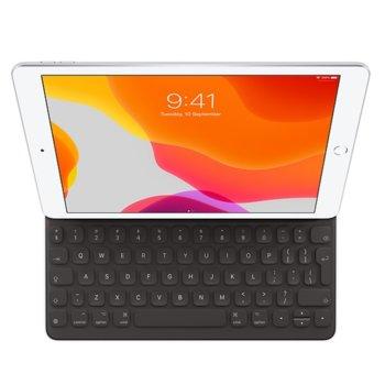 Клавиатура Smart Keyboard за таблет Apple iPad 7 gen. и iPad Air 3 gen, Bluetooth, с кирилизация, черна image