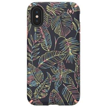 Калъф за Apple iPhone XS/X, поликарбонат, Speck, SS19 Sun Dyed Leaves, многоцветен image