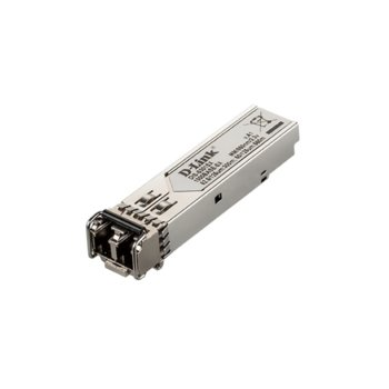 SFP модул D-Link DIS-S301SX, 2x LC интерфейс, до 0.55km, multy-mode image
