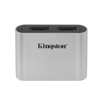 Четец за карти Kingston WFS-SDC, USB C, сив image