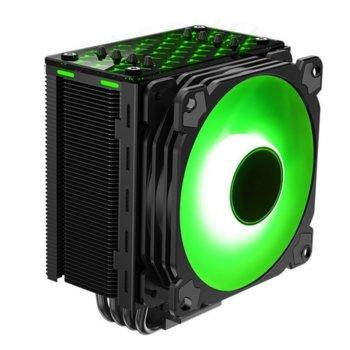 Охлаждане за процесор Jonsbo CR-201, съмвестимо с LGA 1200/1150/1151/1155/1156 & AMD AM4/AM3+/AM3/AM2+/AM2 image