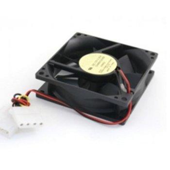 Вентилатор (63034), 80x25mm, 4-пинов, 2500rpm, ball image