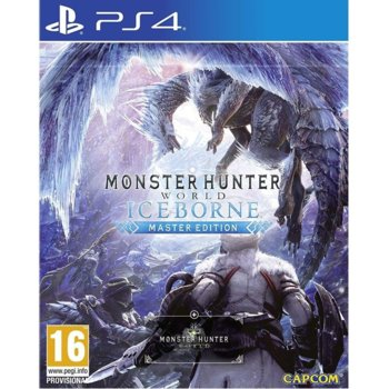 Monster Hunter World: Iceborne PS4 product