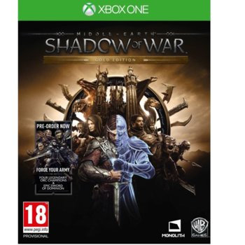Middle-Earth: Shadow of War Gold Edition product