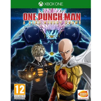 Игра за конзола One Punch Man: A Hero Nobody Knows, за Xbox One image