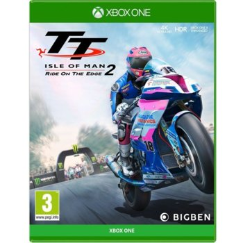Игра за конзола TT Isle of Man: Ride On The Edge 2, за Xbox One image