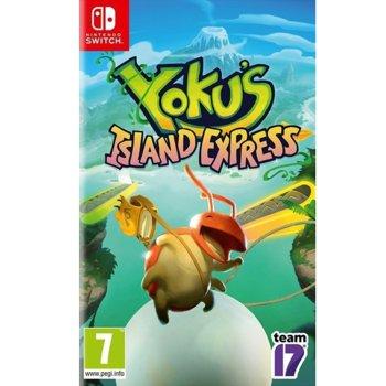 Игра за конзола Yoku's Island Express, за Nintendo Switch image
